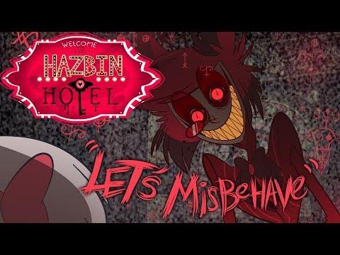 "HAZBIN HOTEL- ""LET'S MISBEHAVE"" -(CLIP)-"