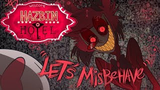 "HAZBIN HOTEL- ""LET'S MISBEHAVE"" -(CLIP)- NOT FOR KIDS"