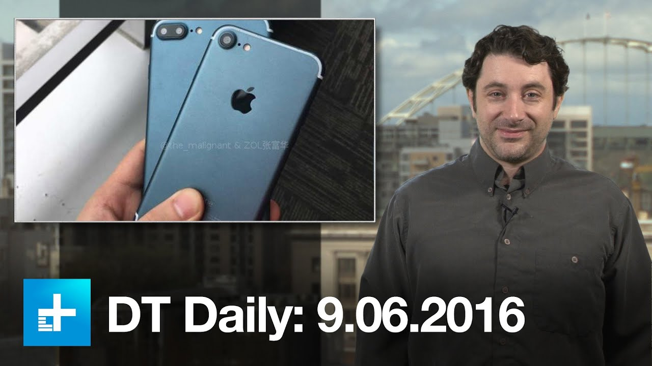 Leaks and more rumors ahead of Apple's iPhone 7 party
