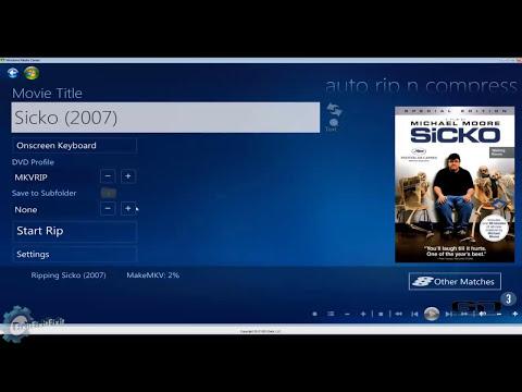 [Tutorial] DVD Ripping in Windows Media Center
