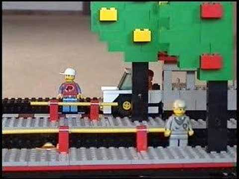 Lego NXT - Shoot Out Game