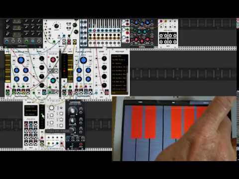 TouchOSC - VCV Rack Tutorial