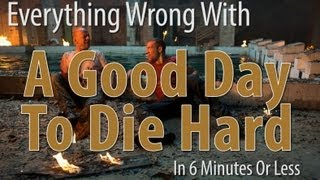 download lagu Everything Wrong With A Good Day To Die Hard gratis