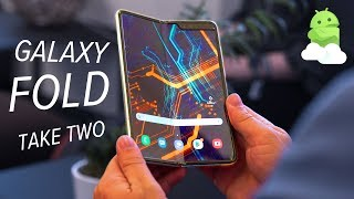 How Samsung Fixed the Galaxy Fold! [Foldable Phone]