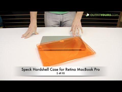 Speck SeeThru for Retina MacBook Pro - Review