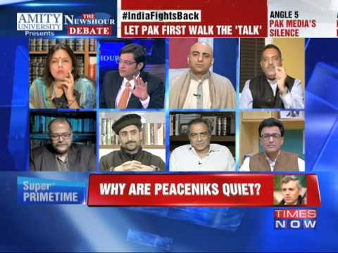 The Newshour Debate: Peaceniks still want talks? - Part 1 (5th Dec 2014)