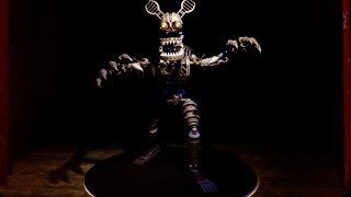 EXTRAS MENU AND SECRET ANIMATRONICS! | Five Nights At Freddy's VR: Help Wanted GALLERY