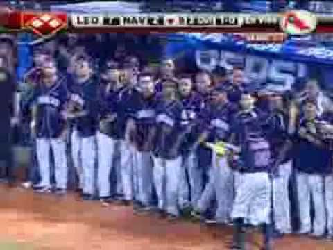 ... Final LVBP 2009-2010: Leones del Caracas vs Navegantes del Magallanes