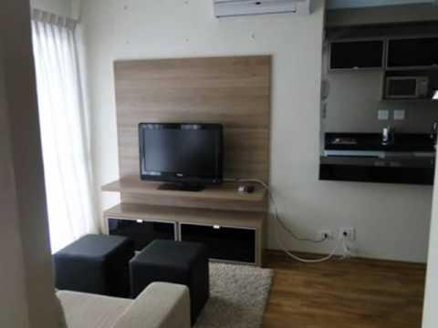 Apartamento venda moema 1 su te 1 vaga 45 m2 s o paulo for Diseno de apartamentos de 45m2