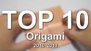 Top10 Origami 2010-2011