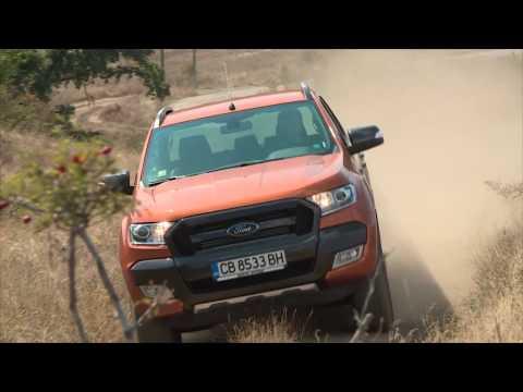 Рейнджър, но не от Тексас: тестваме новия пикап на Ford