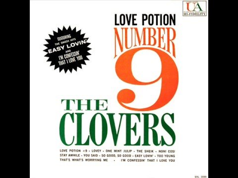 Love Potion # 9 / Stay Awhile is listed (or ranked) 17 on the list The Best Halloween Songs