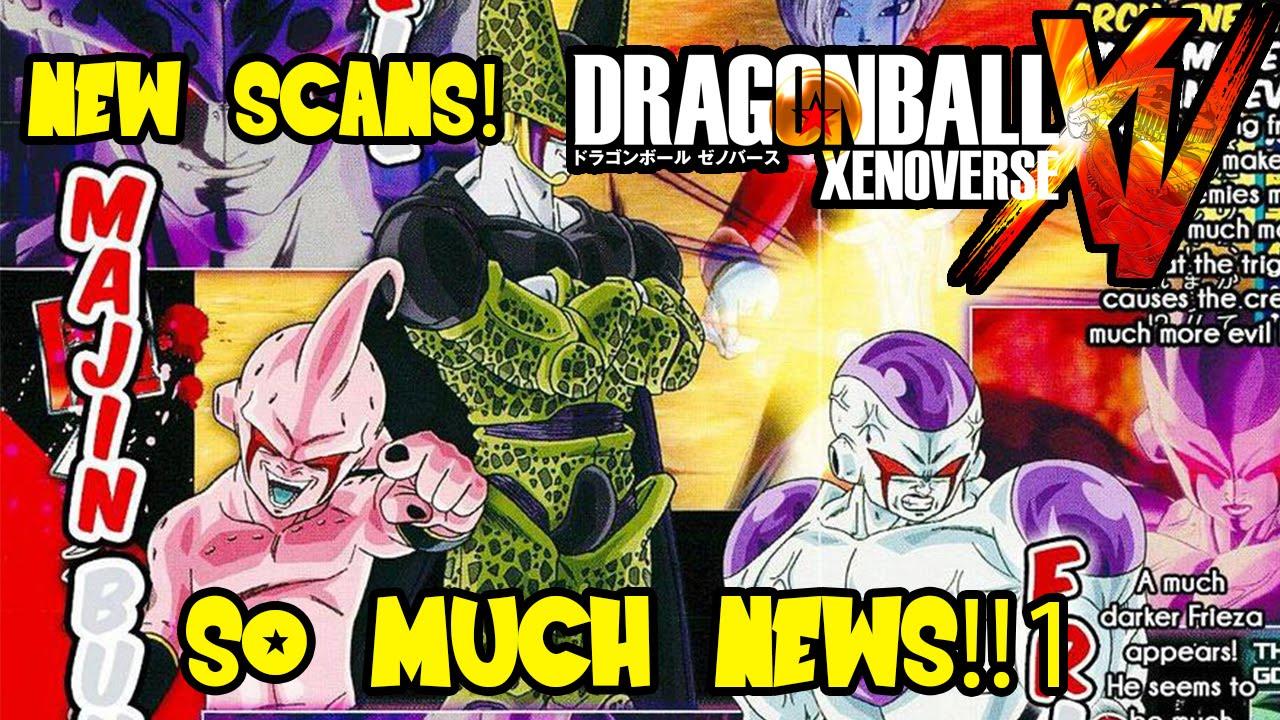 Dragon Ball Xenoverse Goku vs Frieza Dragon Ball Xenoverse Evil