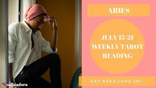 "ARIES - ""MY HOUSE, MY RULES"" JULY 15-21 WEEKLY TAROT READING"