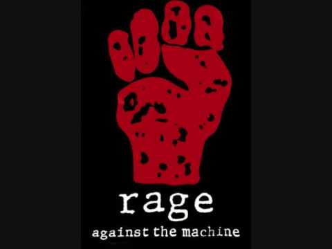 Rage Against The Machine - Killing In The Name Of (lyrics) video