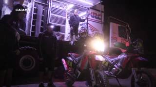 Dakar Rally 2015 Behind the Scene Stage 10