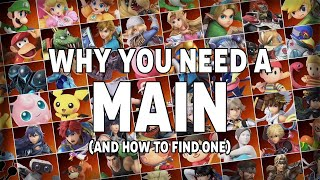Why You Need a Main (And How to Find One) - Smash Ultimate