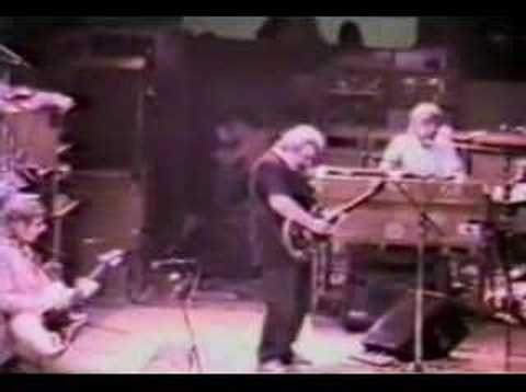 Grateful Dead-I Need A Miracle (3-27-88) Video