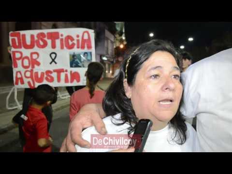Familiares de Agustín Pajares pintaron una estrella Amarilla en memoria del joven