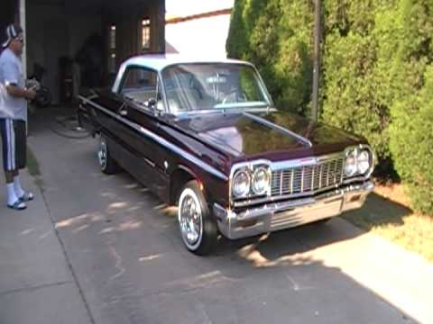 lowrider impala wallpaper. lowrider impala 64 air bags