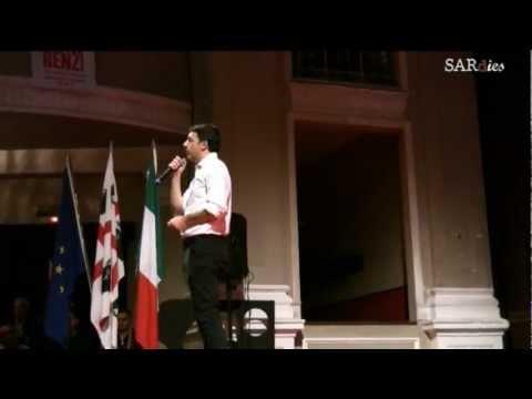 "Matteo Renzi spiega cos'è la ""rottamazione"""