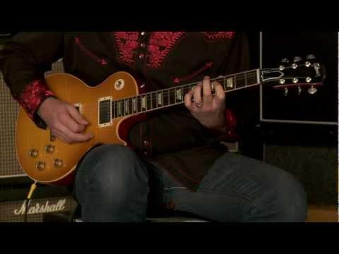 SOLD• Gibson Custom Shop Paul Kossoff 1959 Les Paul • SN: PK013