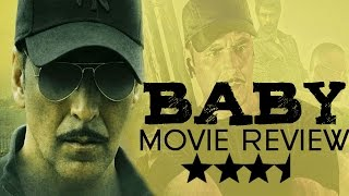 Baby Movie Review : Best Akshay Kumars ACTION THRILLER film ever!