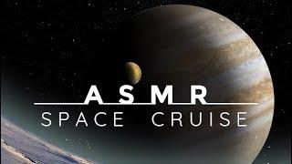 ASMR - 1hr+ Solar System Space Cruise