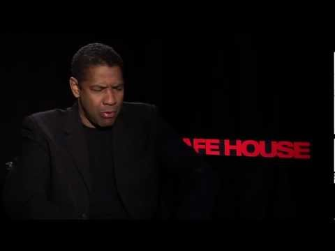 Safe House: Denzel Washington Official Sit Down Interview [HD]