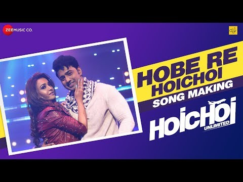Hobe Re Hoichoi - Making l Hoichoi Unlimited l Dev & Koushani l Mika Singh & Madhubanti Bagchi