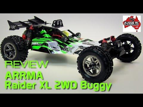 Review: ARRMA RaiderXL Buggy