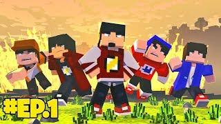Minecraft: HARDCORE PVP Ep.1  ‹ EduKof Games ›