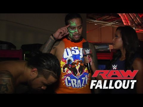 Now It's Personal - Raw Fallout - Aug. 25, 2014