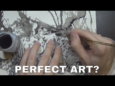 drawing (& Does Your Art Need to be Perfect?)