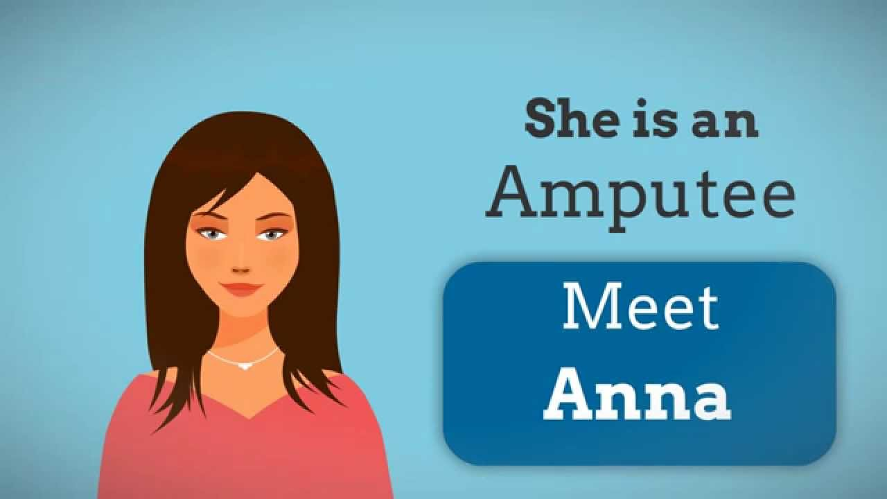 Uk amputee dating