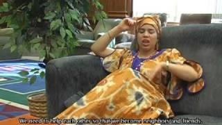 Rush of Glory -  Part One - Hausa Movie