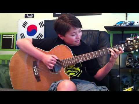 Taylor Swift - Everything Has Changed Ft. Ed Sheeran - Andrew Foy - Fingerstyle Acoustic Guitar video