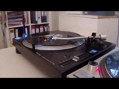 Review PIONEER PLX1000 und Vergleich mit TECHNICS 1210