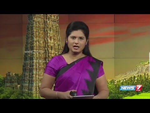 Election short news at En Tamil Nadu express 3 | 27.04.2016 | News7 Tamil
