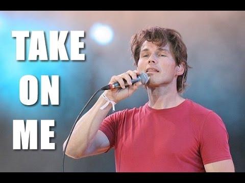A ha - Take On Me (Legendas Pt/Eng)