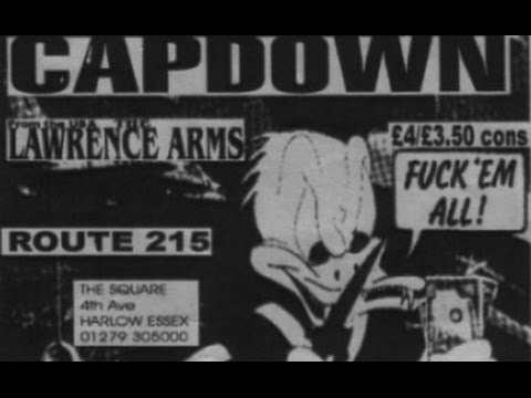 Capdown - Lost In Rage Dub