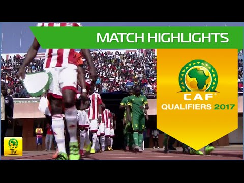 Gambia vs Mauritania | Africa Cup of Nations Qualifiers 2017