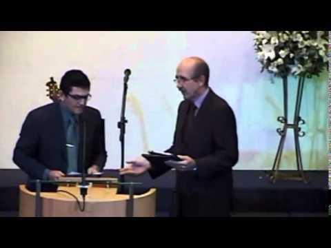 Consagração do Pr. Rodrigo Freitas   14/09/2014