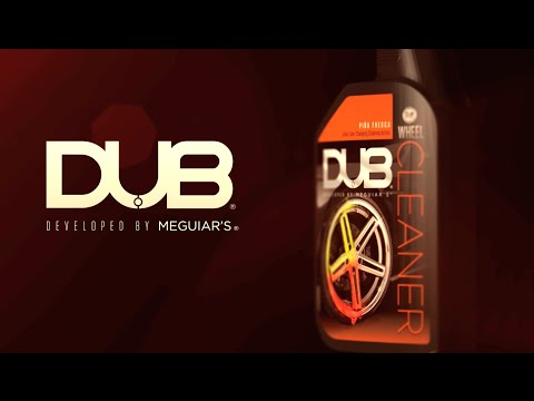 DUB Developed By Meguiar's : Get a Show Car Shine