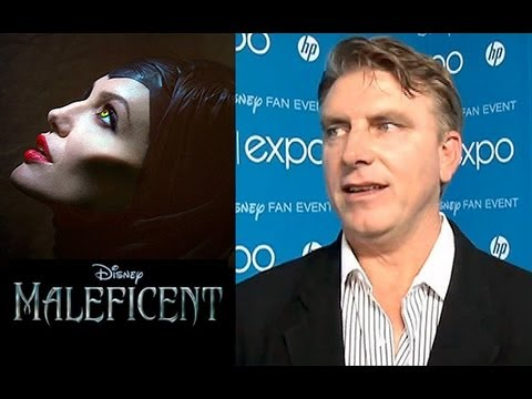 MALEFICENT Director Robert Stromberg On Tone And Angelina Jolie's Witch (D23 Exclusive)