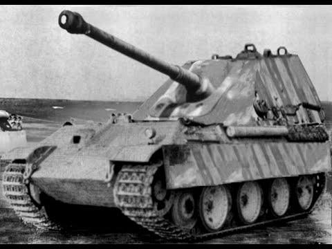 Ягдпантера 2 - подвижная пт сау с мощным вооружением, в топе вы основной дамагер (от damage