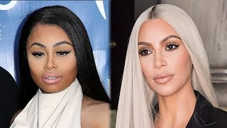 Blac Chyna REACTS To Kimye Baby #3 & Kim Kardashian Defends Surrogacy