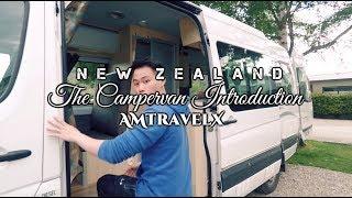 New Zealand Campervan Maui Ultima Berth 2+1 Tour (Interior & Exterior)