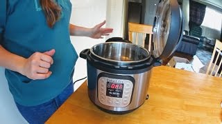 Instant Pot Water Test Demo (IP-DUO60 7-in-1)