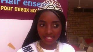 Ndeye Khady Diop - Miss Senegal Etudes 2016